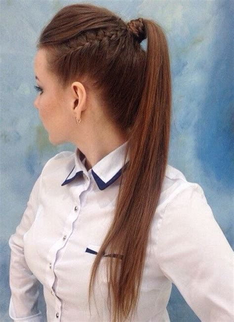High Ponytail Hairstyles by 40 High Ponytail Ideas For Every