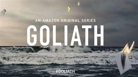 when does goliath season 2 start premiere date renewed