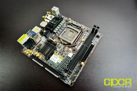 best itx motherboard 2014 review asrock z87e itx mini itx motherboard custom pc