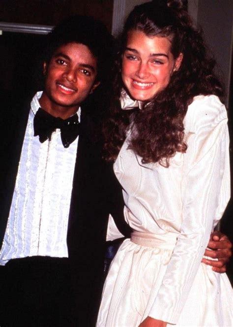 Brooke Shields Michael Jackson | brooke shields michael jackson mj the early years