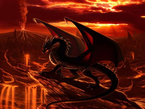 imagenes infernales 3d fire dragon wallpapers wallpaper cave