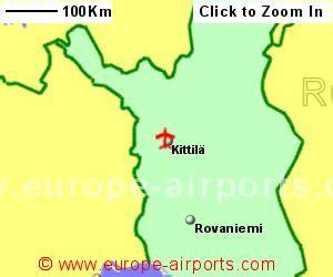 kittila airport, finland (ktt) guide & flights