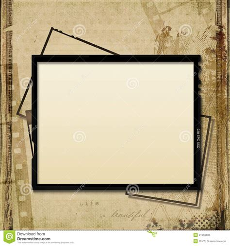 grunge background with st frame royalty free stock photos image 25075598 grunge background with filmstrip and frame stock illustration image 31959605