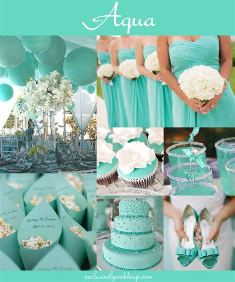 wedding colors your wedding color how to choose between teal