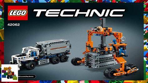 Harga Grosir Lego Technic 42062 Container Yard lego technic 42062 container yard book 2