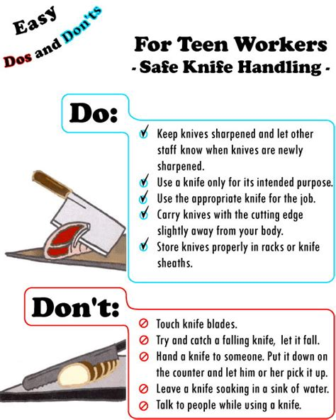 knife safety tips kitchen knife handling and safety pre preparation of food bng hotel management kolkata