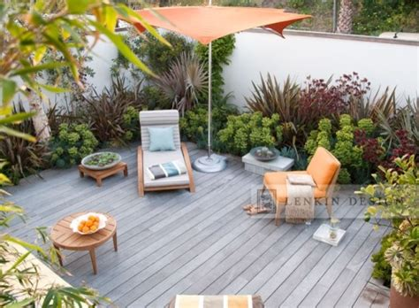 ideas for your terraced house garden 4 celebrating contemporary patio at the contemporary landscape los angeles by lenkin design inc