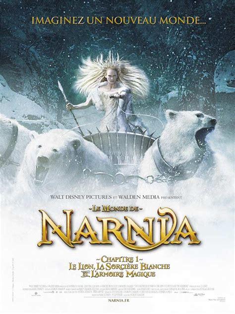film de narnia affiche du film le monde de narnia chapitre 1 le lion