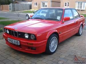 1990 Bmw 325i 1990 Bmw E30 325i Sport Classic Car