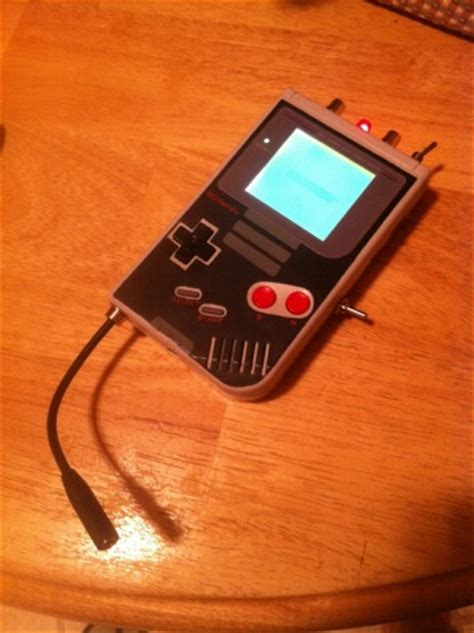 mod gameboy for chiptunes nes game boy after the mods by vexling on deviantart