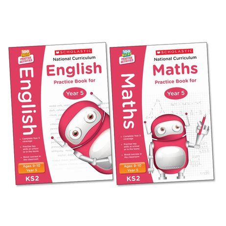national 5 english practice national curriculum practice pack english and maths year 5 scholastic shop