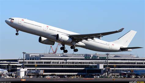airasia narita terminal 9m xxm airasia x airbus a330 300 at tokyo narita intl