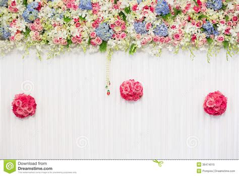 Free Wedding Flower Ideas by Ideas About Background Decoration Of Flowers For Wedding