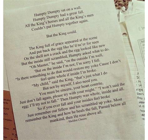 full humpty dumpty poem 36 best humpty dumpty images on pinterest humpty dumpty