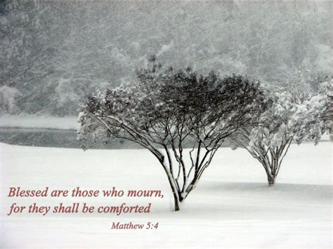 blessed are those who mourn for they shall be comforted blessed are those who mourn