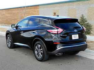 Nissan Murano 2 2015 Nissan Murano Is A Family Limousine