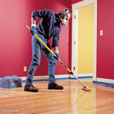 Refinishing Hardwood Floors ? The Family Handyman