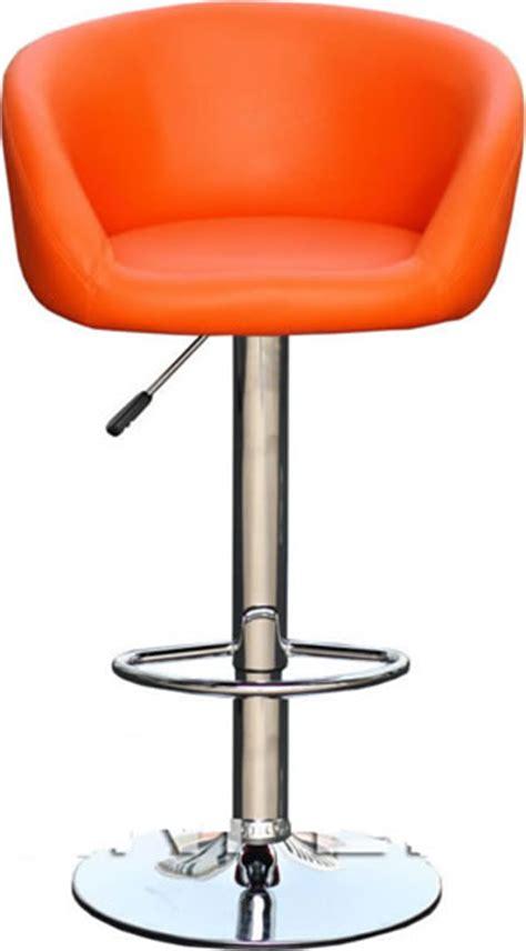 Bright Orange Bar Stools by Funky Bar Stools Colours Green Orange Purple