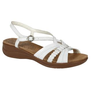 sears sandals womens white sandals for cool and casual style from sears