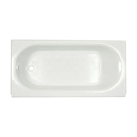 american standard ovation bathtub american standard ovation 5 ft right drain bathtub in