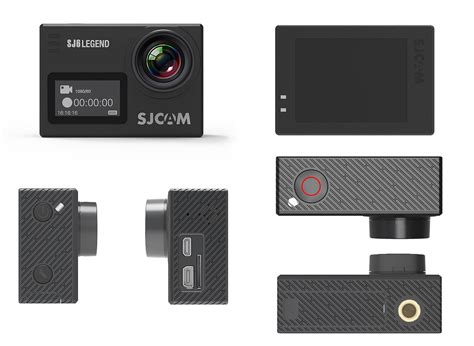 Sjcam Sj6 sjcam sj6 legend new sjcam with touch display el producente