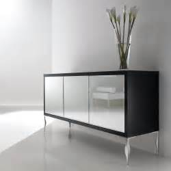 luxury mirrored sideboard