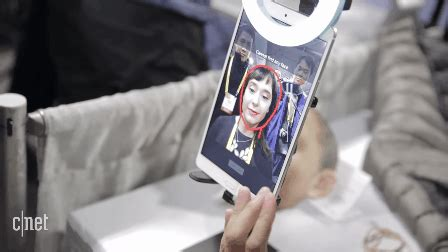 bellus 3d face camera is one small step for 3d selfies