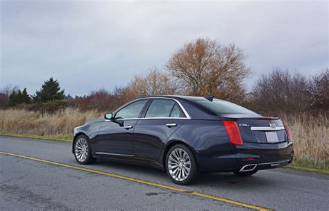2016 cadillac cts 3 6l premium awd road test review the