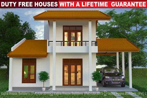 vajira house single storey house design vajira house plan in sri lanka