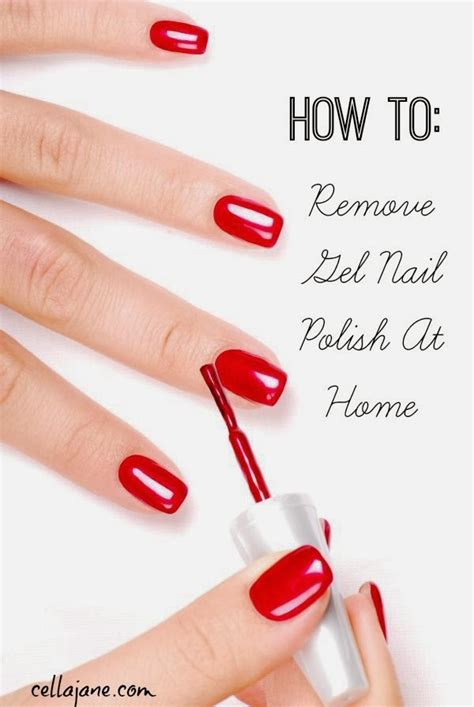 Removing Shellac Nails At Home Home Gel Nail 2015 Best Auto Reviews