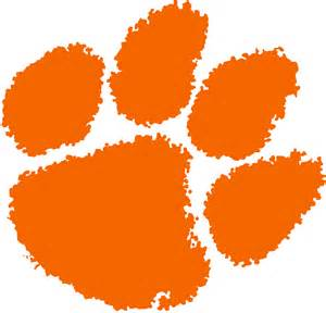 clemson colors clemson tigers