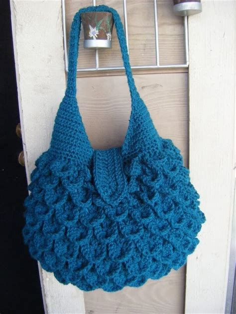 Pattern Crochet Bag Free | 30 easy crochet tote bag patterns diy to make