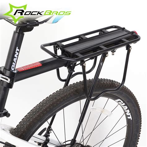 How To Use A Rear Bike Rack by Aliexpress Buy Rockbros Alloy Bicycle Rack Seat