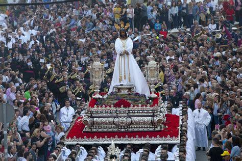 imagenes lunes santo malaga la agrupaci 243 n mantendr 225 el actual recorrido oficial para