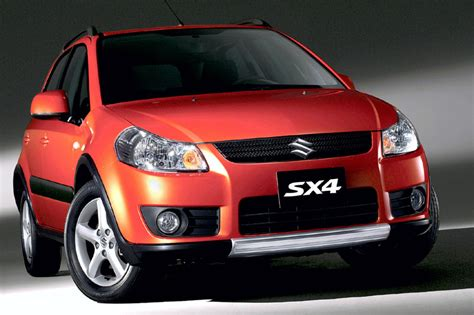 Fiat Sx4 Introducing The New Suzuki Compact Crossover Suv So Called