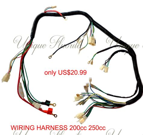 zongshen 250cc atv wiring diagram honda 250cc atv wiring