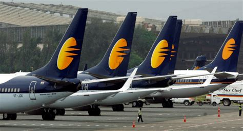 jet airways cancels 8 flights due to operational reasons