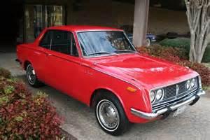 1969 Toyota Corona 1969 Toyota Corona 2 Door Hardtop Barrett Jackson