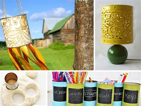 diy home office redecorating ideas recycled things 13 diy recycled crafts ideas to make use of empty tin cans