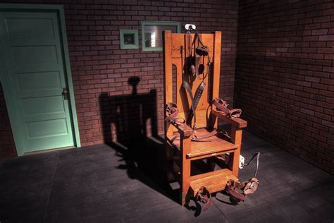 In Electric Chair by Sparky Electric Chair Beautiful Scenery