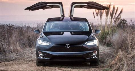 Tesla Model X Suv India Tesla Model X Electric Suv Arrives In