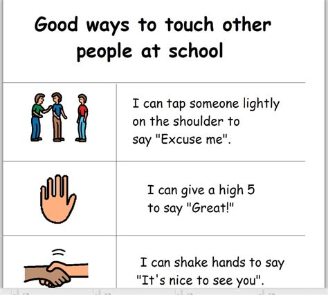 Special Ed Connections Social Stories Freebie Printable Social Stories