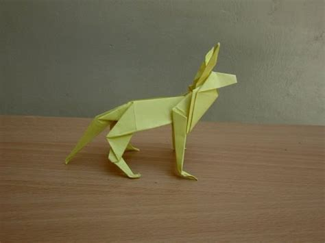 Origami Shepherd - how to make a paper shepherd easy tutorials