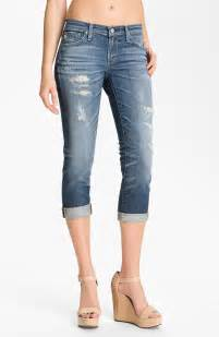 Image result for cropped jeans for women