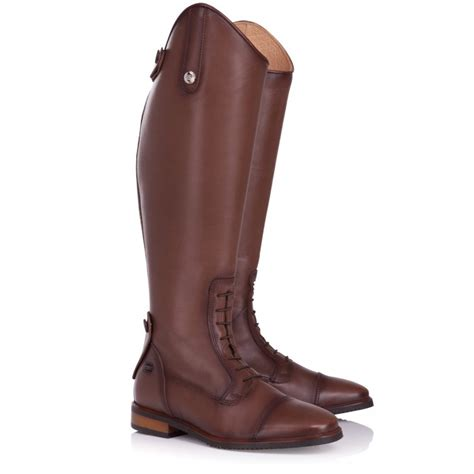 beaumont boots vintage brown