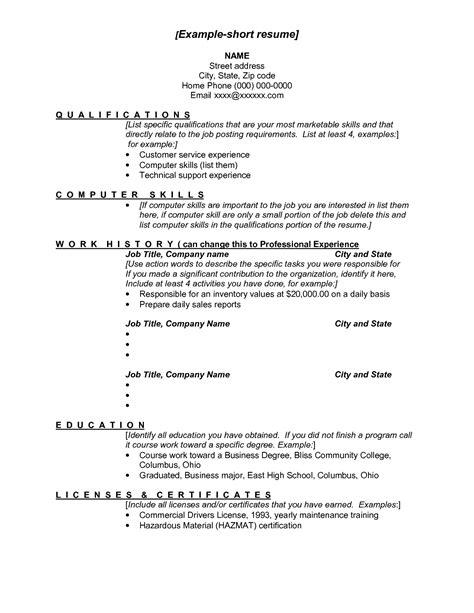 29 resume examples free premium templates
