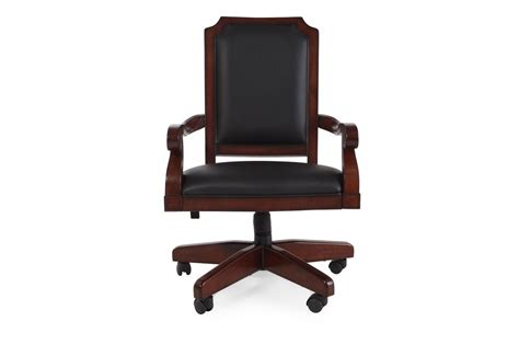 winners only willow creek cherry office chair mathis
