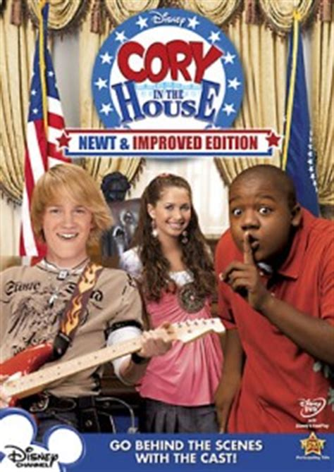 the house com reviews cory in the house newt improved edition dvd review