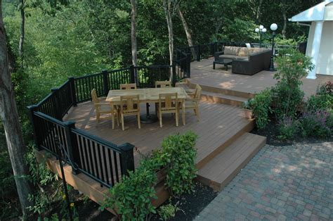 Considering A Composite Deck Deck Building Tricks And Deck Patio Design Pictures