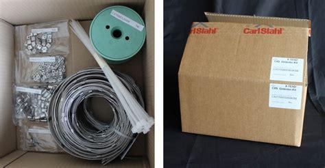barandilla ark kits para barandillas arc 316 barandillas de cables de